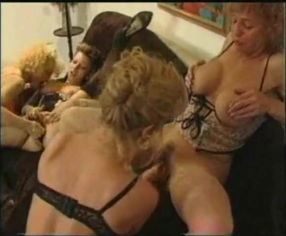 German Blonde Milf Porn