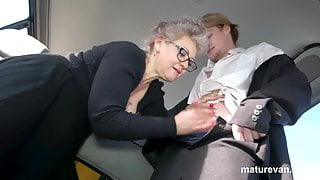 horny granny can't wait