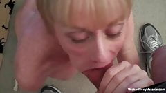 GILF Shocked By SonsR Sex equest