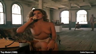 Jessica Moore & Laura Gemser nude frontal and sex video