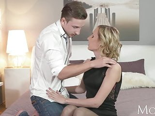 Breast clevage powered by phpbb Mom rampant blonde has powerful orgasm from young stud