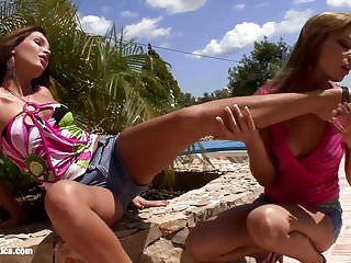 Anal sphincters in infants - Sphincter stretching by sapphic erotica - lesbian love porn
