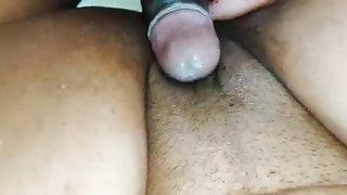 Desi husband fucking fatty wife
