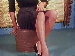 60 rating strip studio sunset Strolling - vintage 60s leggy beauty strips