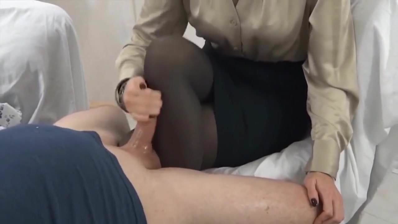 Female domination through teasing and orgasm denial
