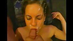Facial Teen Bitches Compilation