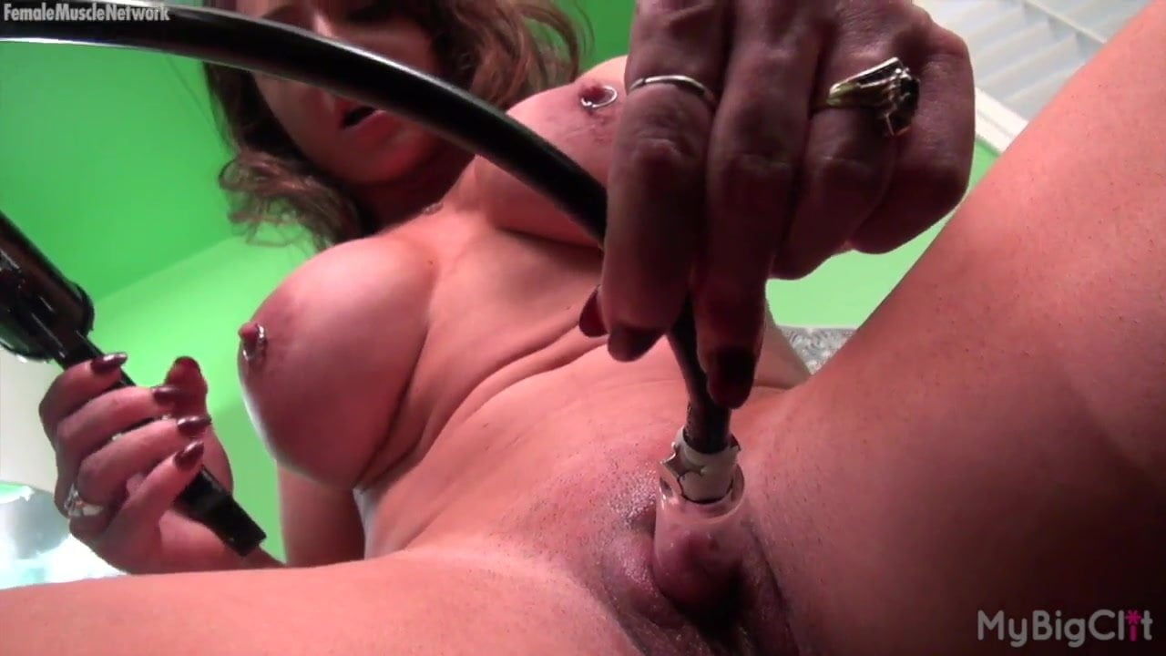 Big Clit Squirting