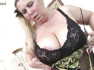 Big busty grannys Big busty mom needs a good fuck