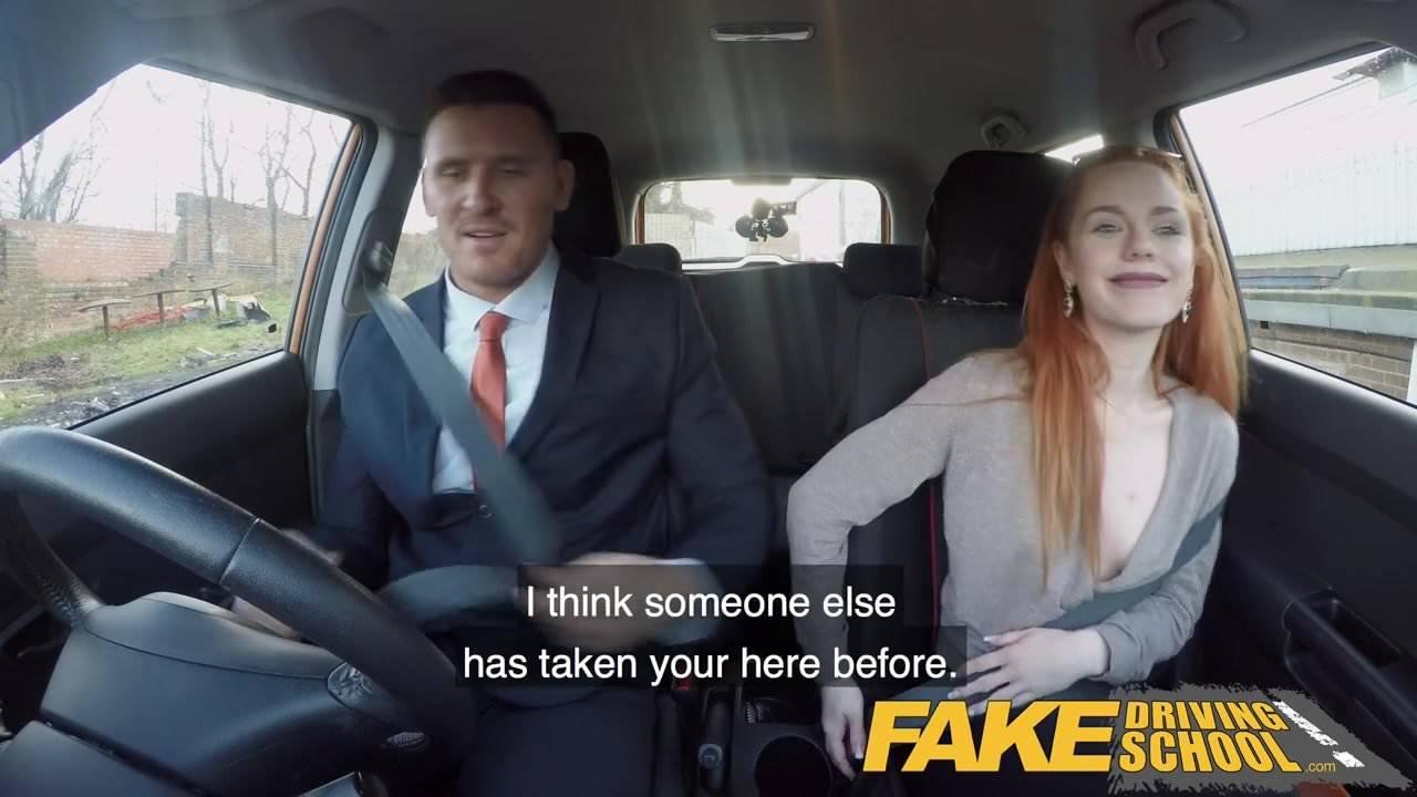 Fake Taxi Lesbian Blonde