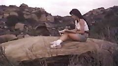 Courteney Cox - Blue Desert (1991)