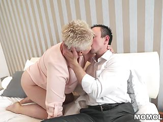 Gay asshole lick Chubby mom licking her lovers asshole