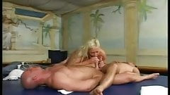 Double Vaginal King of Clubs Fuck ((FYFF))