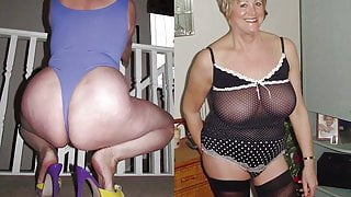 Huge Granny Tits Jerk Off Challenge To The Beat #4