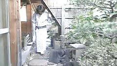 Japanese kimono girls