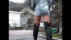 Japanese Girl Knee High 001
