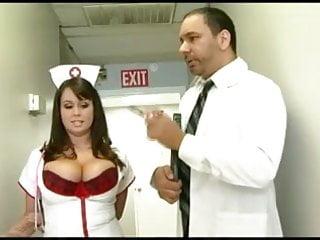 Pornstar to nurse - Sexy bbw nurse with a hypochondriac patient