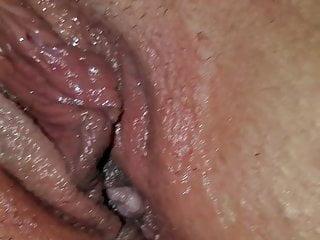 Lesbians using vibrator on pussy Wife using vibrator