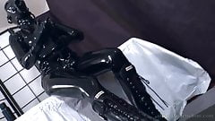 Femdom mistress Strap-on and Fisting
