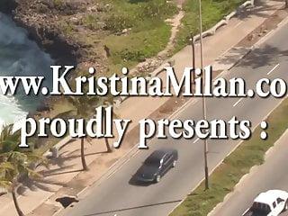 Kristina milian big tits Police guard kristina milan