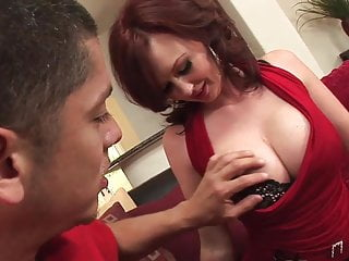 Fuck guy mature - Redhead mature milf in stockings fucks a guy