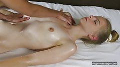 Billy Ellis super hot virgin massage