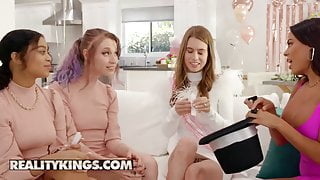 We Live Together - Luna Star Jill Kassidy - Buzzing Bride