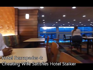 Vintage mature wife swingers Big butt mature wife satisfies hotel stalker