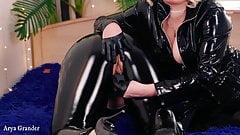 Female Domination  Slut Pussy Play, MILF Dominatrix Arya G