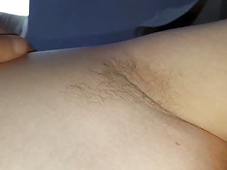 Women with hairy pit Hairy pit nipple should keep my mouth busy