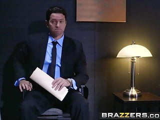 Preston parker cumshot compilation Brazzers - big tits at work - anna de ville preston parker -