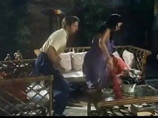 Rare vintage golly Rare vintage scene with mulatto beauty julia