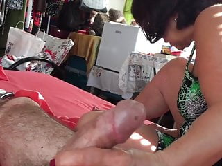 Free matures hand job pics - Amateur asian mature hand job