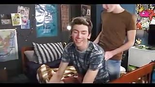 Young Twinks Flirting leads to Sex