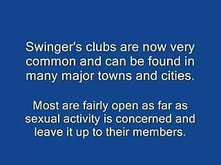 What is a swinger Let her have what she wants