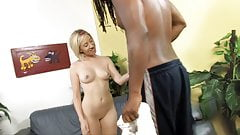 Jules Sterling Gets Stretched By A Big Black Dick