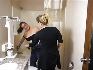 Milf shower mgp - Two sexy young milf shower together