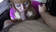 Deepthroat Blowjob. Kristi #11