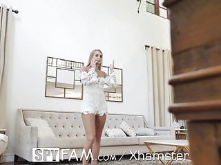 Nude girls with tan line video - Spyfam step bro gives tan line step sister intense orgasms