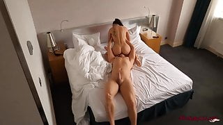 Hidden Hotel Cam Recorded Hot Sex in Different Positions