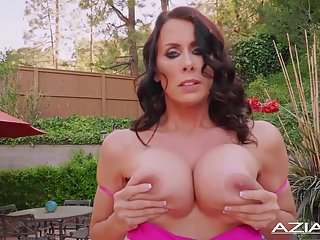 Girl sexy pics nude naked pussy Sexy milf reagan foxx gets naked and has orgasm outdoors