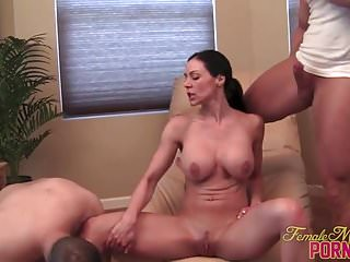 Muscle worship escort nashville - Kendra lust gets muscle worship and penetration