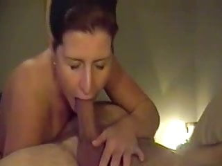 Huge cockold deepthroat A milf deepthroats huge long dick