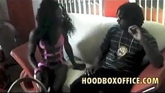she like his rap  wants to fuck but he takes her hubby STASH