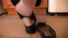 Caroline kitchen flats shoeplay in out PREVIEW