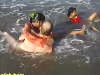 Nudist sex orgy beach Indian sex orgy on the beach