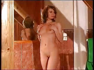 In lesbian shower video - Lesbian shower seduction