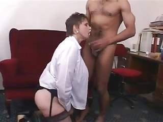 Porkolt mature - Hiry big tits mature ass fucked by black cock camaster