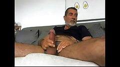 Older big cock daddy, no cum