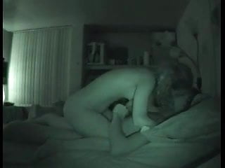 Night vision pussy Amateur couple night vision sex