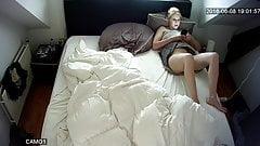 IP cam - blonde masturbation and sex 25